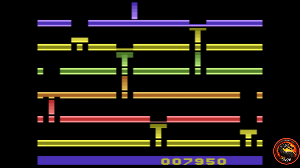 omargeddon: Infiltrate: Game 3 (Atari 2600 Emulated Novice/B Mode) 7,950 points on 2020-07-19 22:38:27