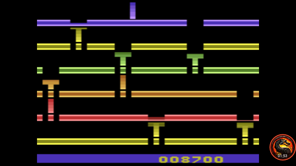 omargeddon: Infiltrate: Game 4 (Atari 2600 Emulated Novice/B Mode) 8,700 points on 2020-07-19 23:20:13