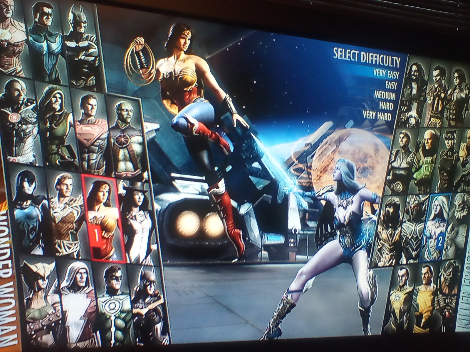 JML101582: Injustice: Gods Among Us: Ultimate Edition [Arcade] [Very Easy] (Playstation 3) 653 points on 2020-03-16 21:15:51