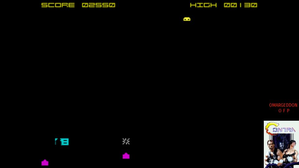 omargeddon: Invaders [DK
