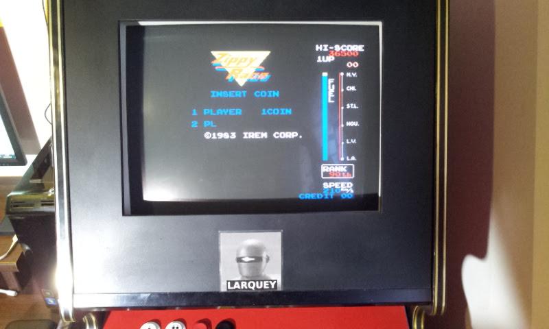 Larquey: Irem Arcade Classics: Zippy Race (Playstation 1 Emulated) 15,100 points on 2018-04-08 10:58:38