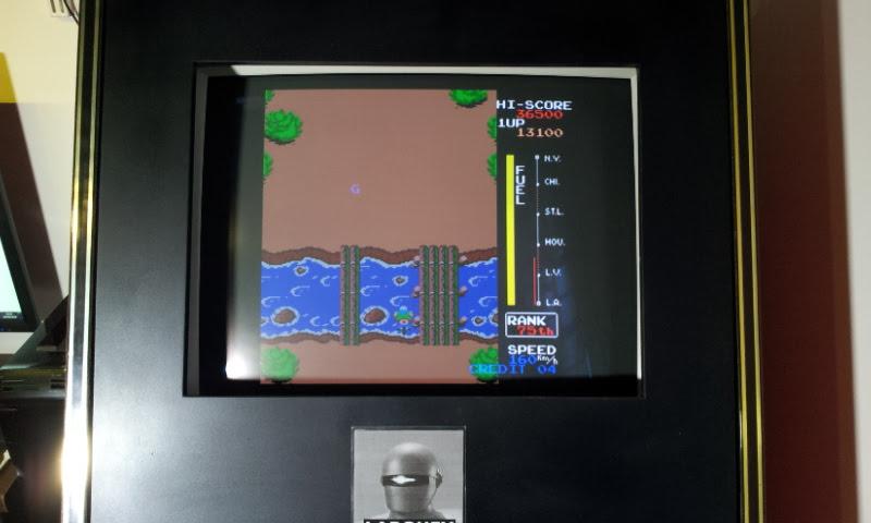 Irem Arcade Classics: Zippy Race 13,100 points