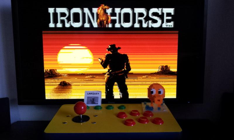 Iron Horse 41,800 points
