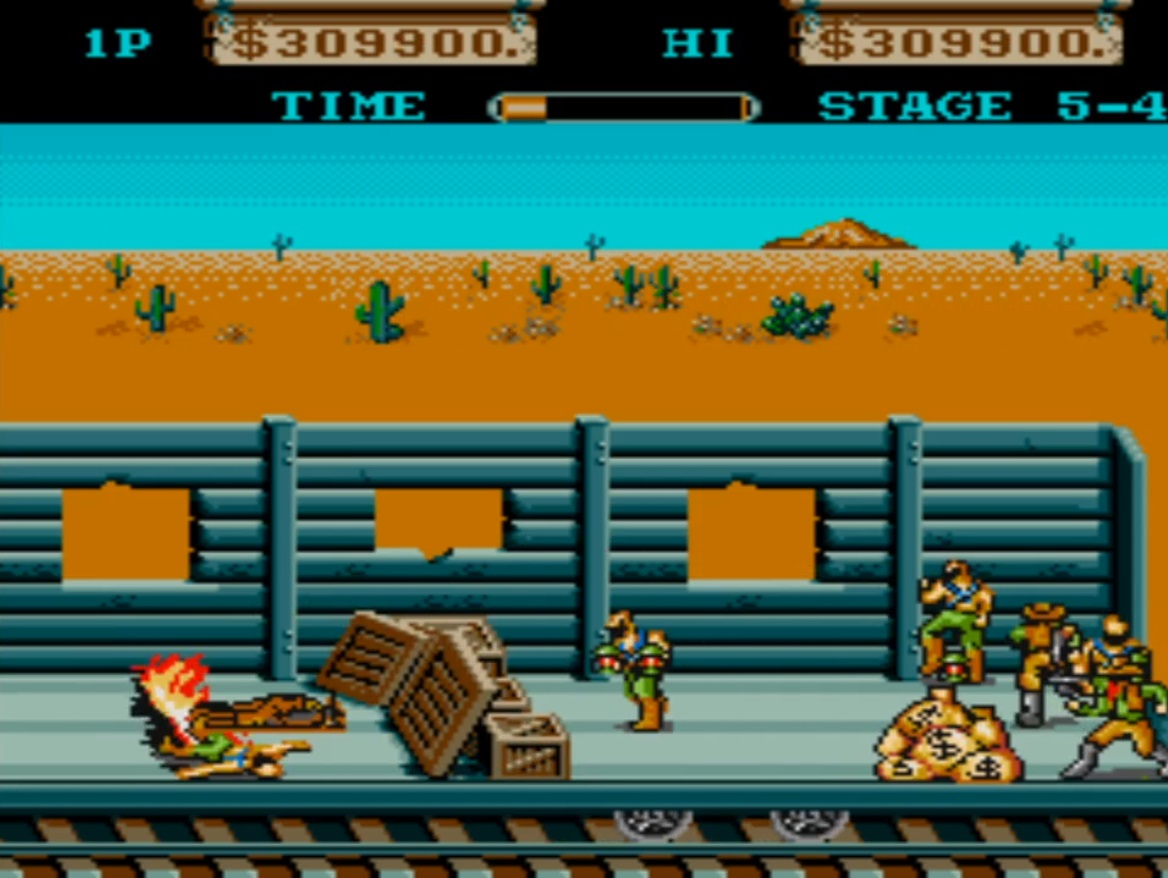 LuigiRuffolo: Iron Horse (Arcade Emulated / M.A.M.E.) 1,309,900 points on 2020-06-06 22:35:09