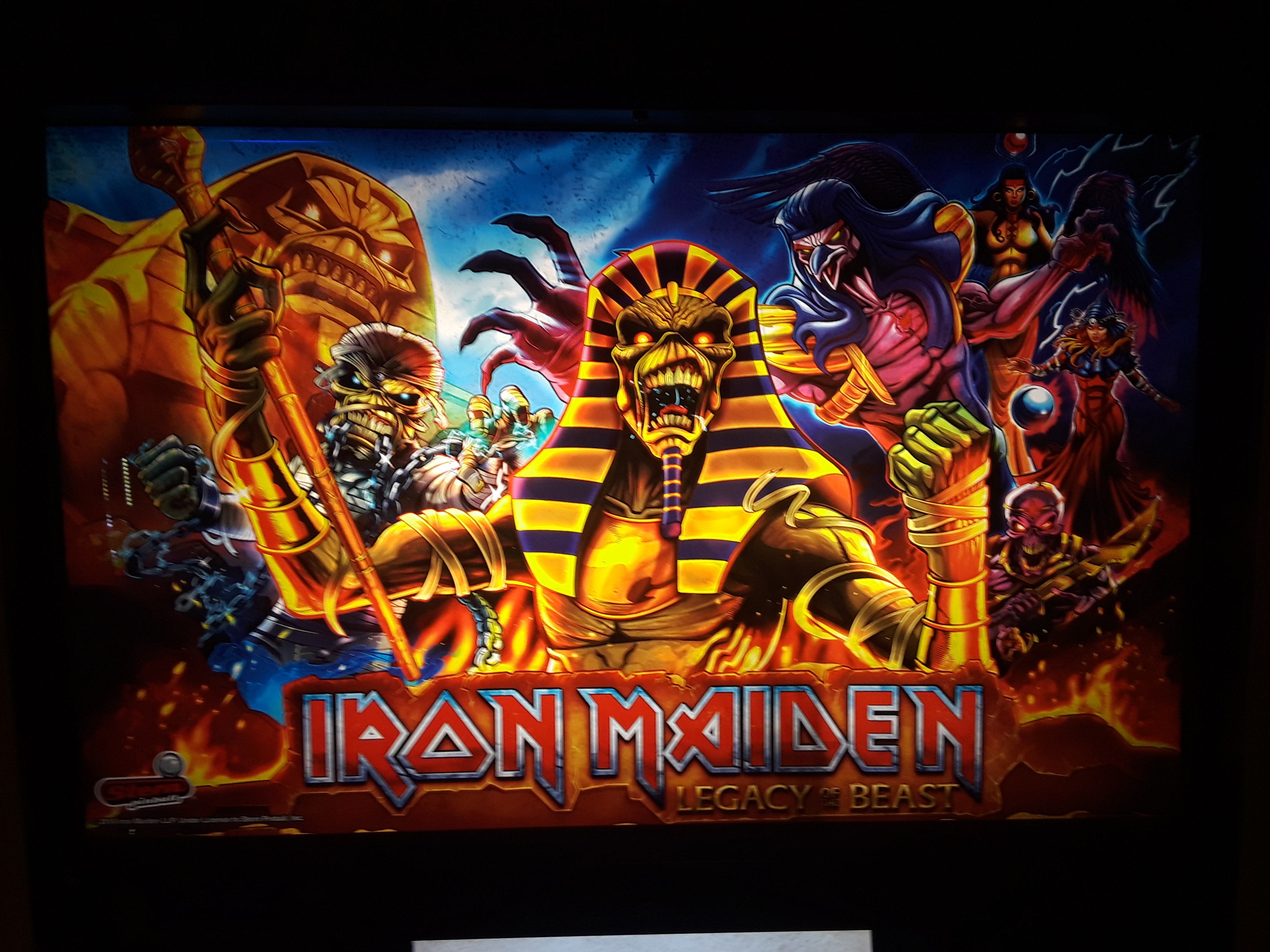 Iron Maiden 5,479,410 points
