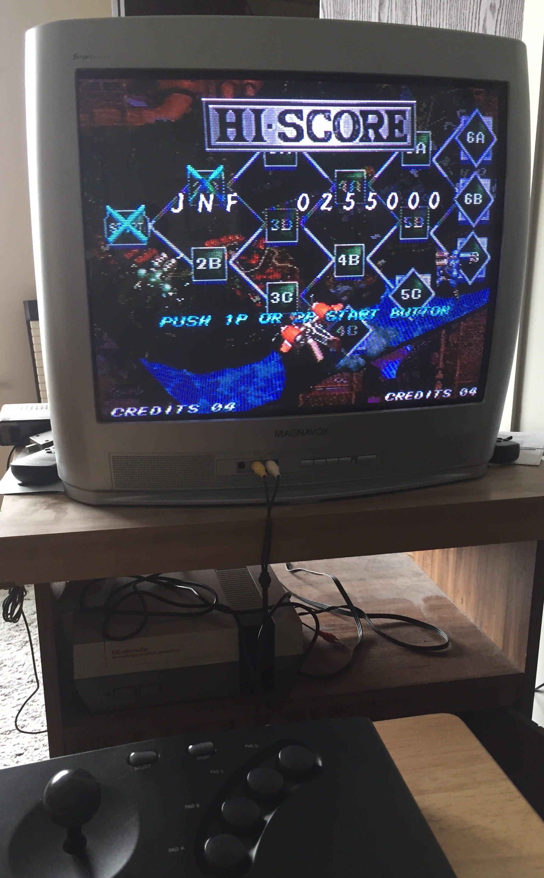 SonicR: Ironclad (Neo Geo) 255,000 points on 2017-03-30 21:16:26