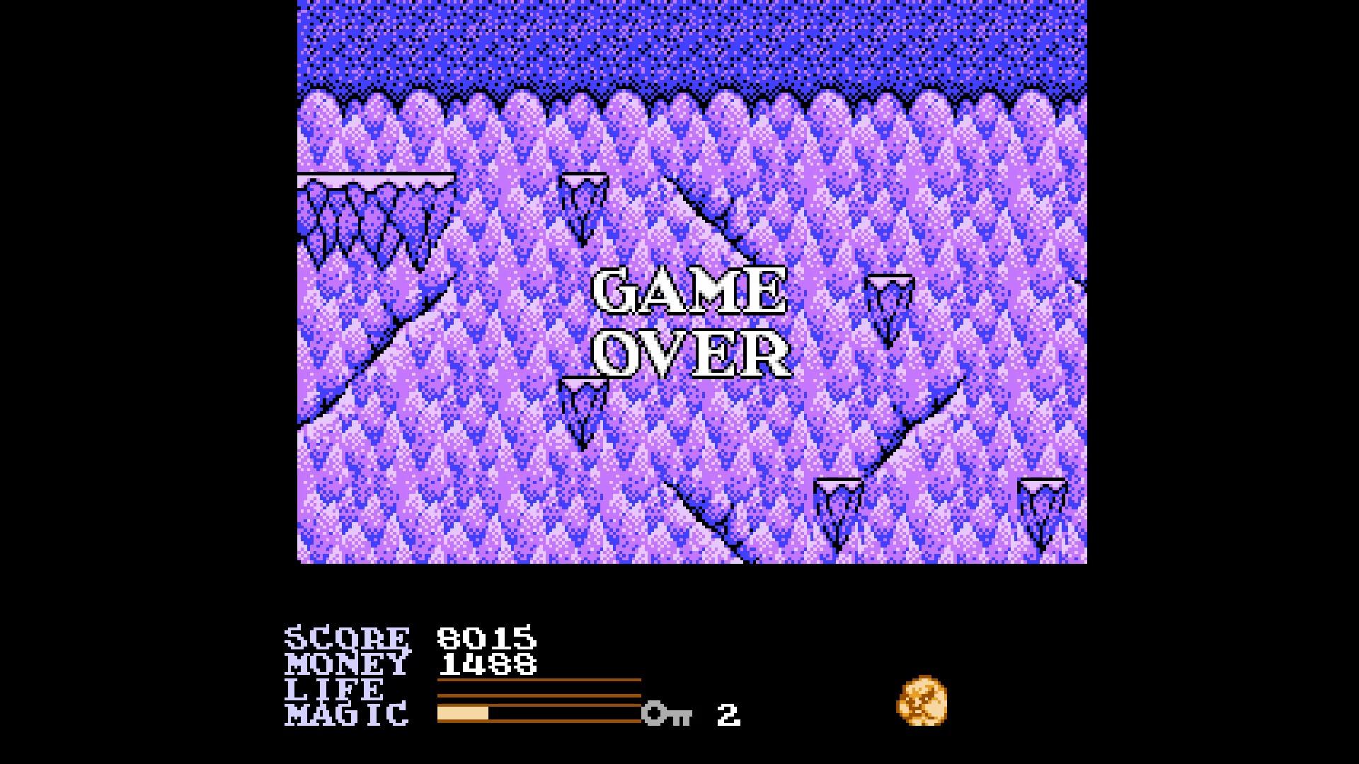 AkinNahtanoj: Ironsword: Wizards & Warriors II (NES/Famicom Emulated) 8,015 points on 2020-10-25 05:11:54
