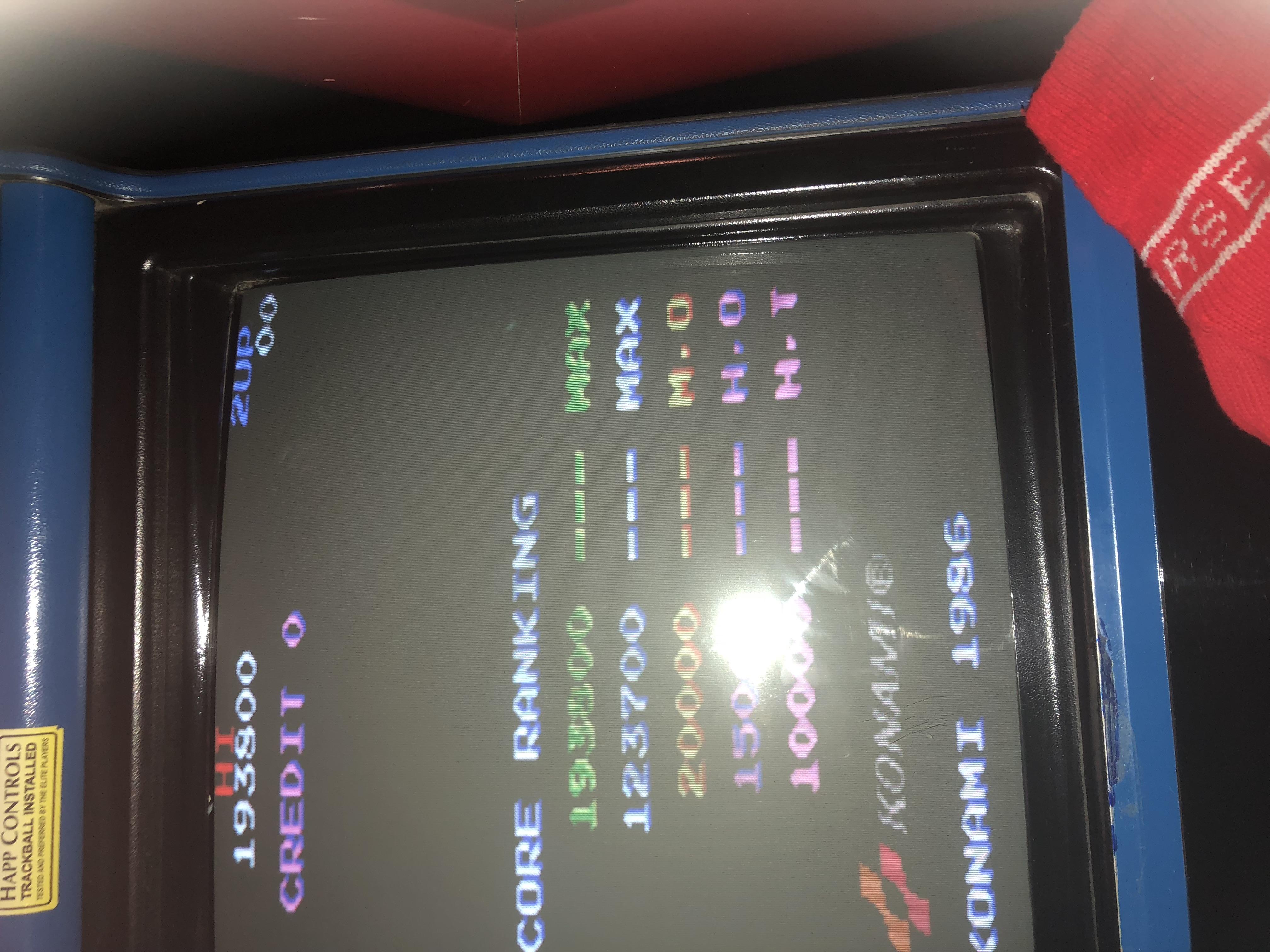 Jackal (Arcade) high score by Maxwel