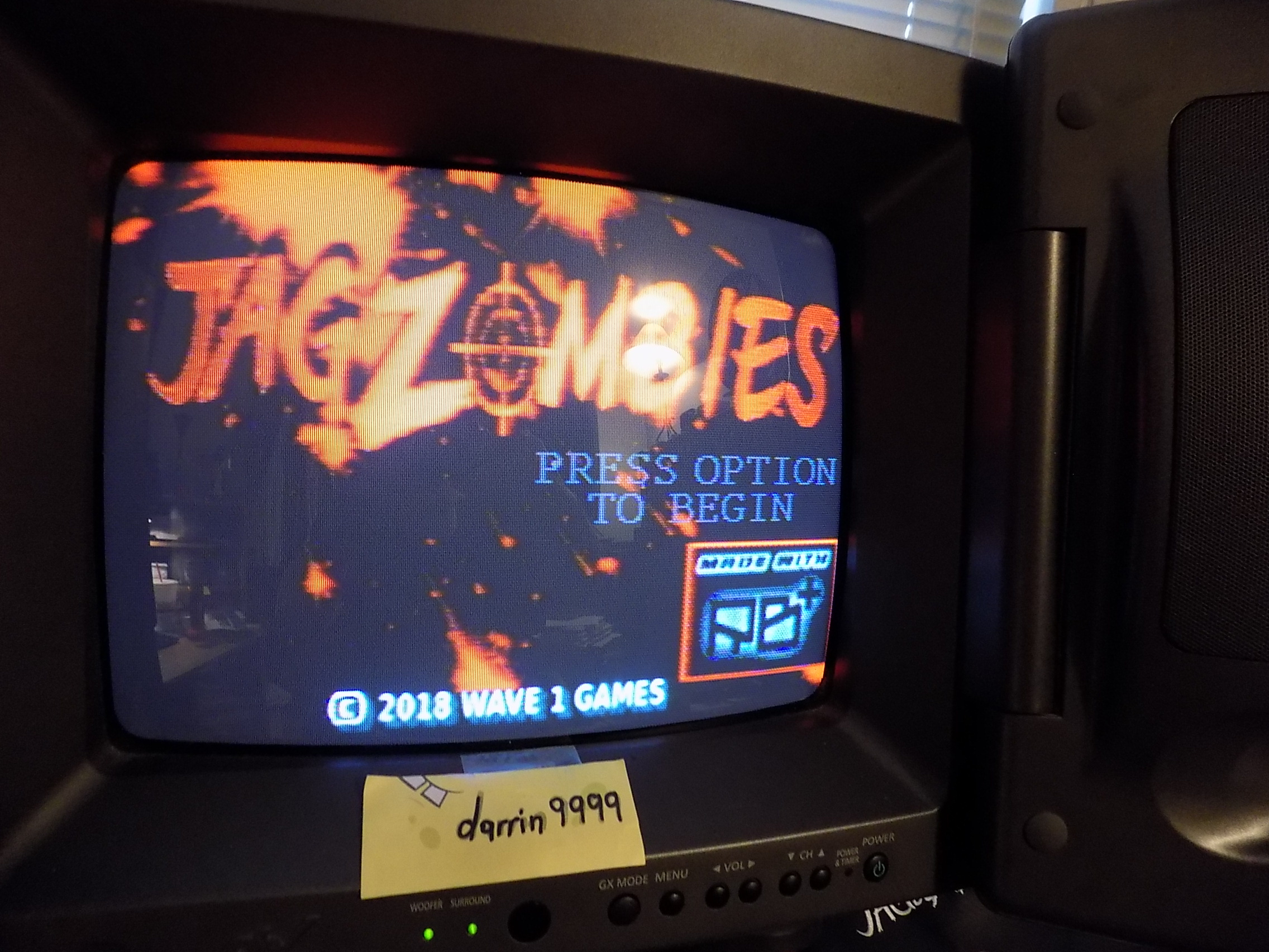 darrin9999: Jag Zombies (Atari Jaguar) 12,150 points on 2019-04-17 17:56:25