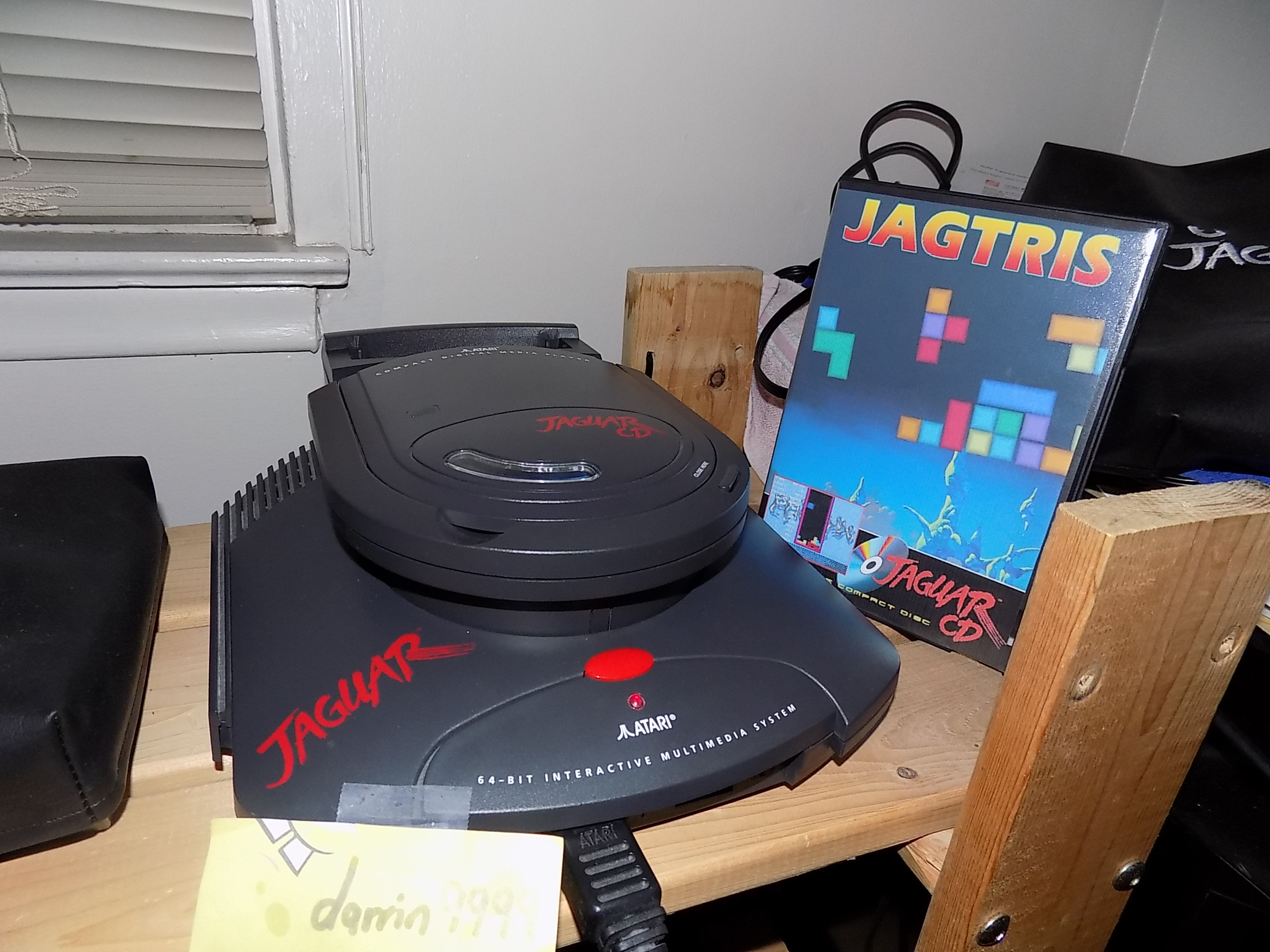 darrin9999: Jagtris (Atari Jaguar) 3,132 points on 2017-12-21 20:52:01