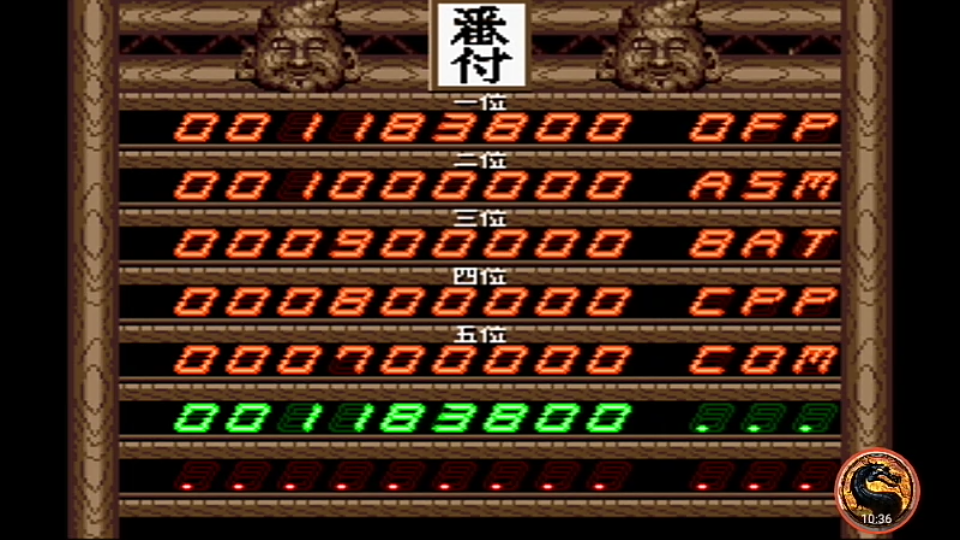 omargeddon: Jaki Crush (SNES/Super Famicom Emulated) 1,183,800 points on 2019-10-27 16:52:22