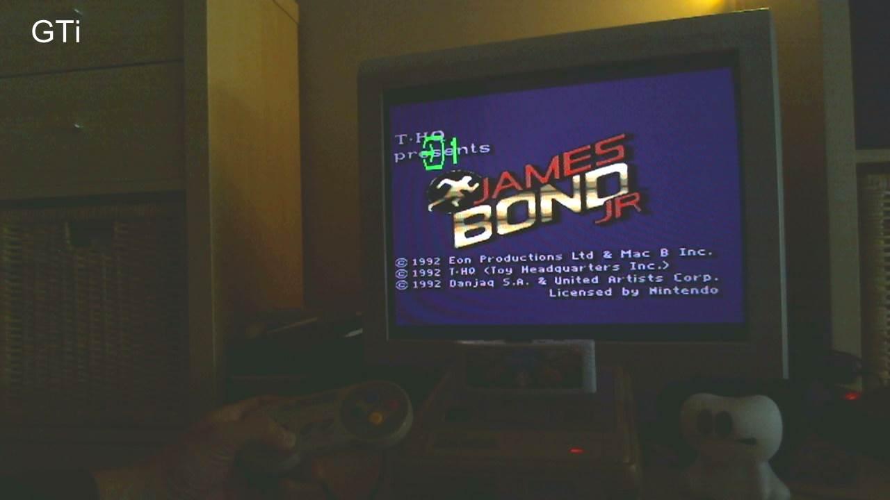 GTibel: James Bond Jr. (SNES/Super Famicom) 40,800 points on 2016-10-20 04:08:04