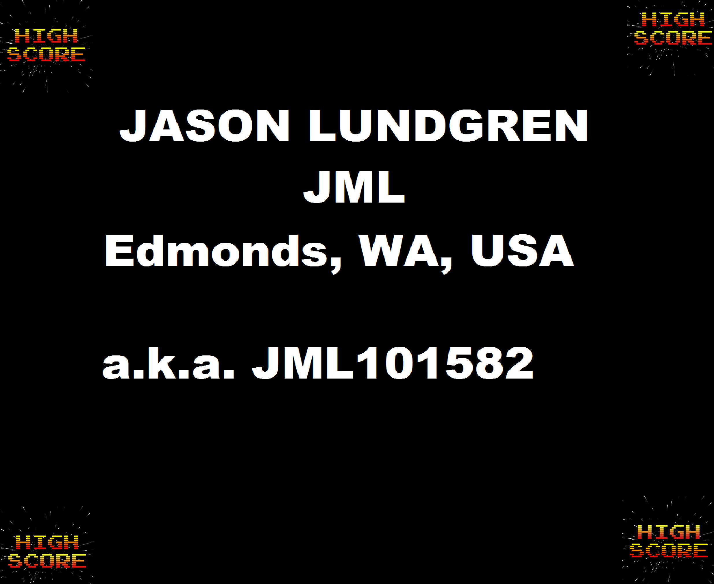 JML101582: James