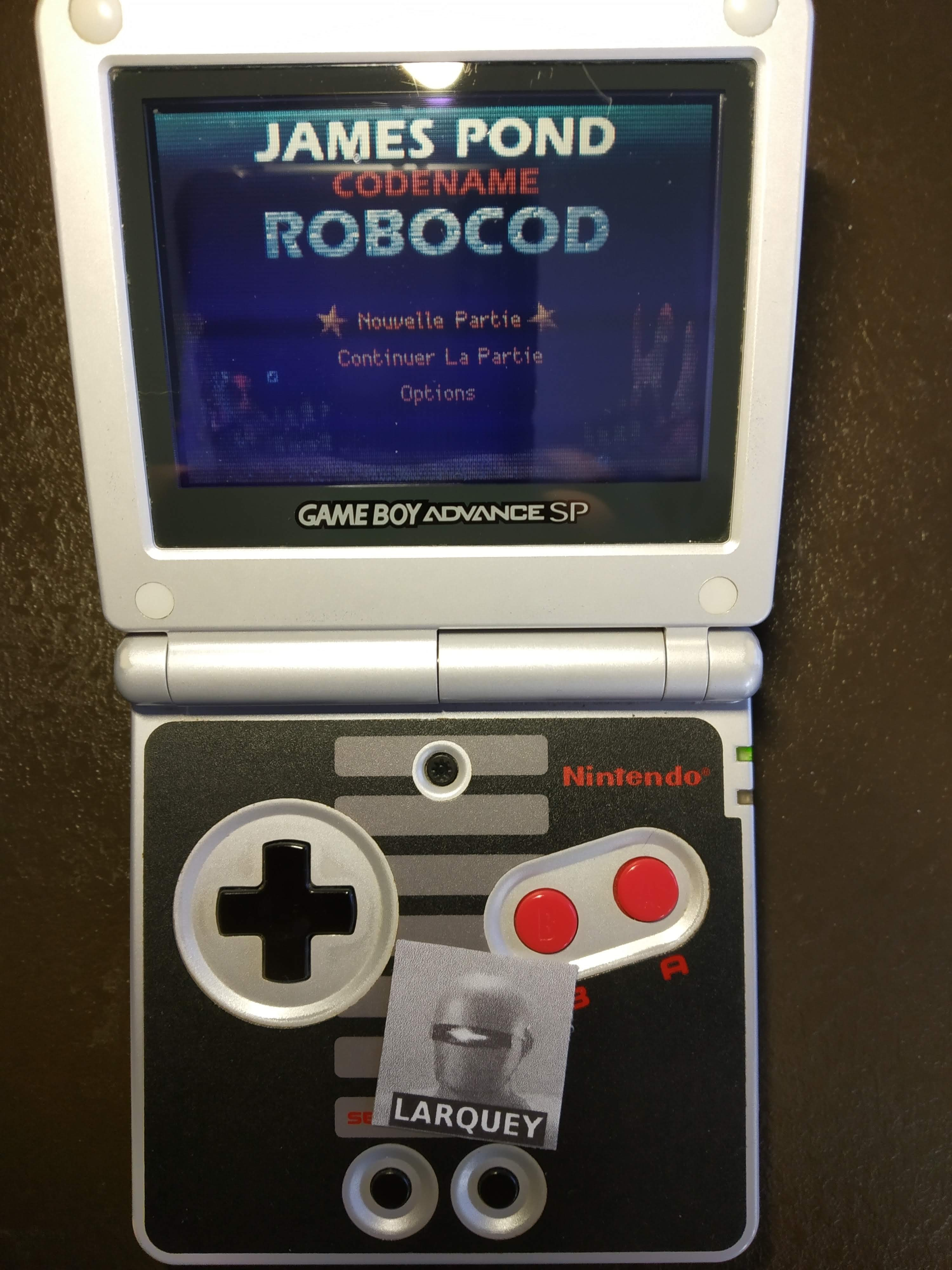 Larquey: James Pond 2: Codename RoboCod (GBA) 285,700 points on 2020-01-02 05:15:36