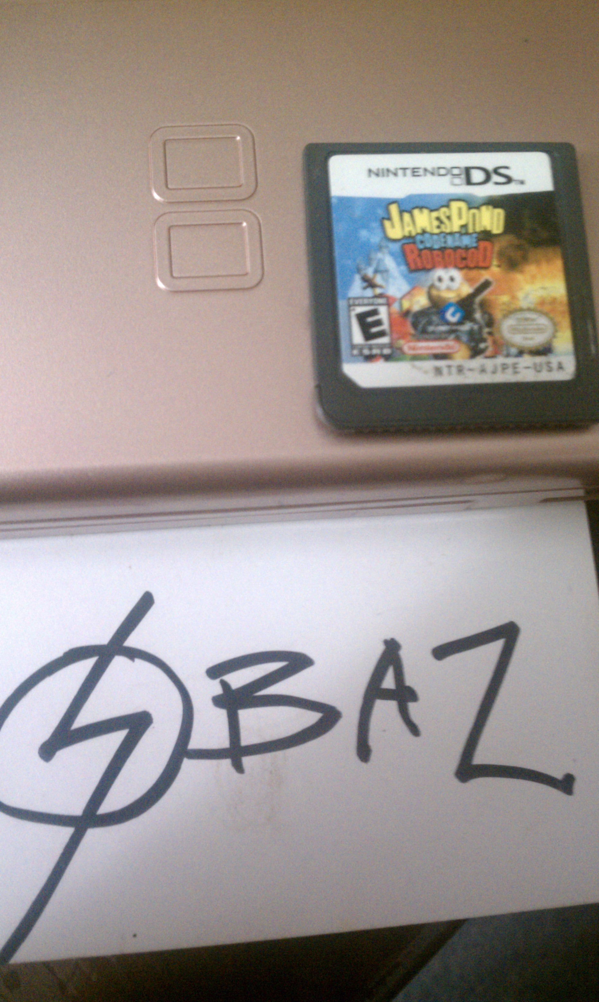 S.BAZ: James Pond: Codename RoboCod (Nintendo DS) 254,300 points on 2020-03-28 08:23:33