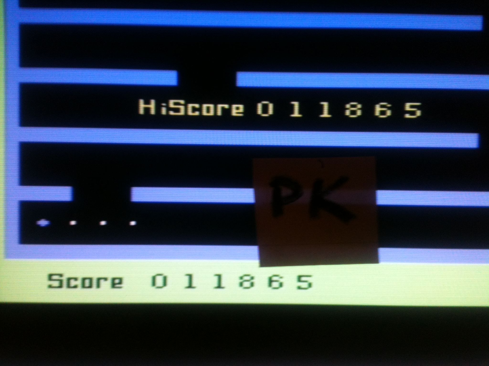 kernzy: Jawbreaker (Commodore 64 Emulated) 11,865 points on 2015-11-15 17:51:10