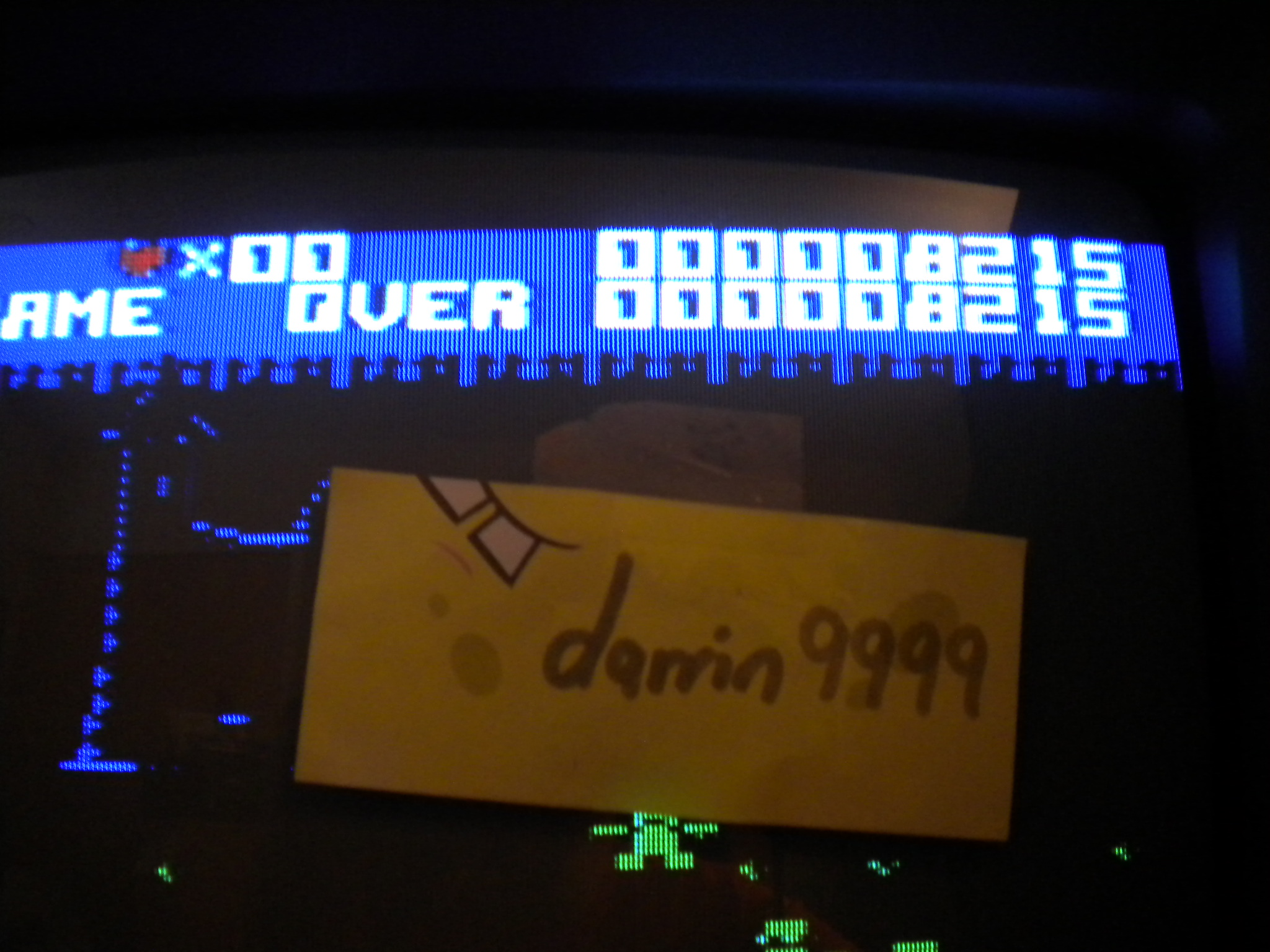 darrin9999: Jeepers Creepers (Colecovision) 8,215 points on 2016-11-25 12:31:49