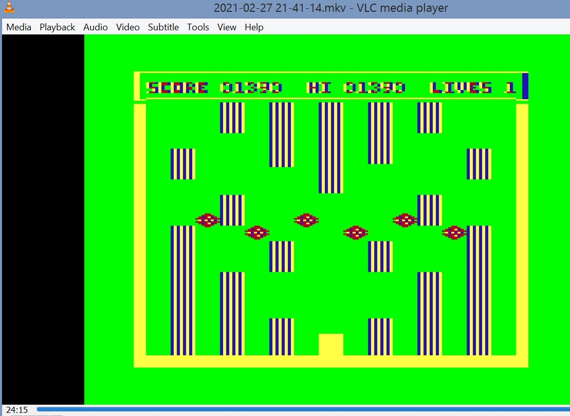 LuigiRuffolo: Jet Boot Colin (Dragon 32/64 Emulated) 1,390 points on 2021-02-27 15:25:09