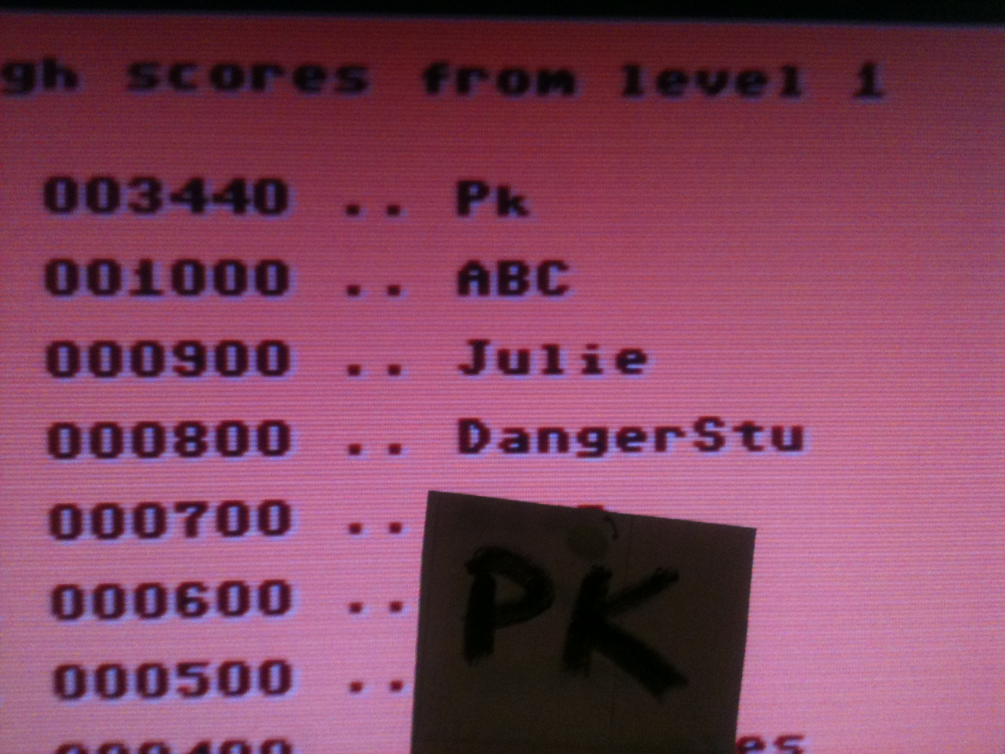 kernzy: Jet Power Jack [Level 1] (Commodore 64 Emulated) 3,440 points on 2015-11-15 18:07:48