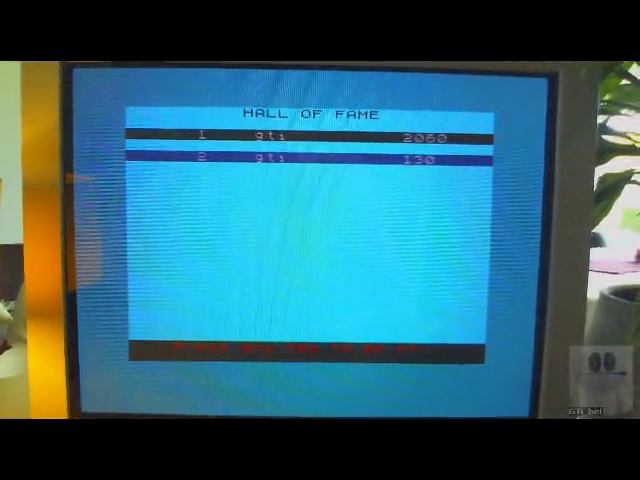GTibel: Jogger [Severn Software] (ZX Spectrum) 2,060 points on 2019-06-21 11:48:54
