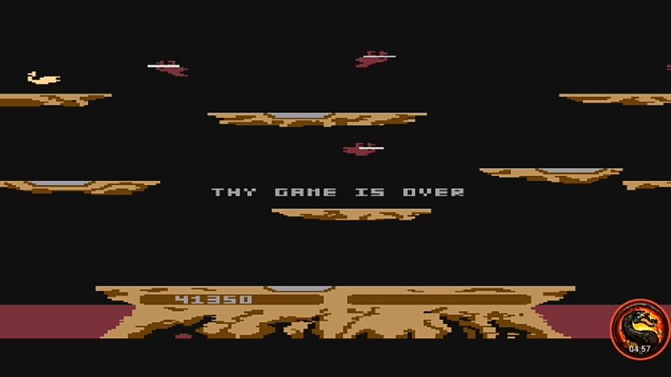 omargeddon: Joust: Advanced (Atari 400/800/XL/XE Emulated) 41,350 points on 2020-12-24 15:54:03