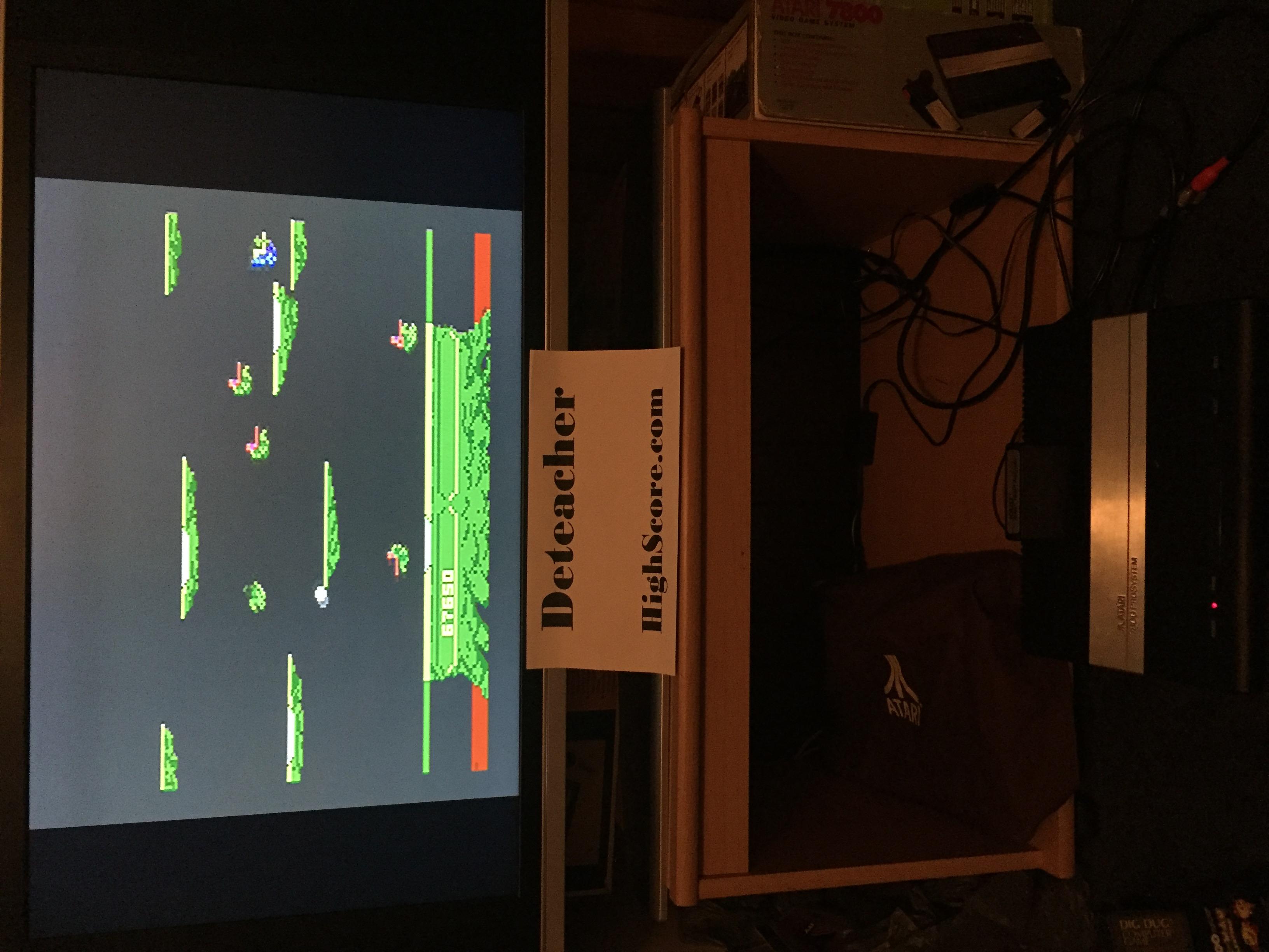 Deteacher: Joust: Advanced (Atari 7800) 67,650 points on 2016-03-04 18:49:13