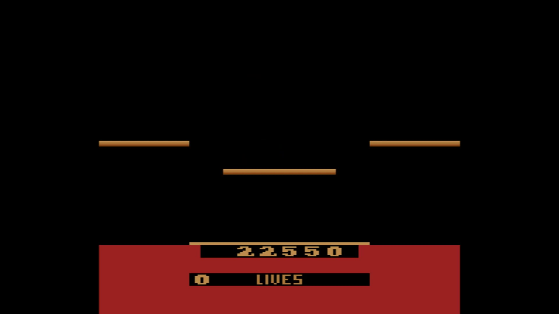 Joust 22,550 points