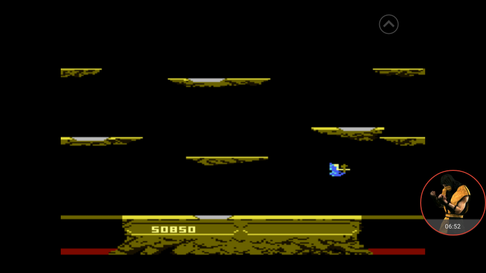 omargeddon: Joust: Beginner (Atari 7800 Emulated) 50,850 points on 2017-11-28 21:24:10