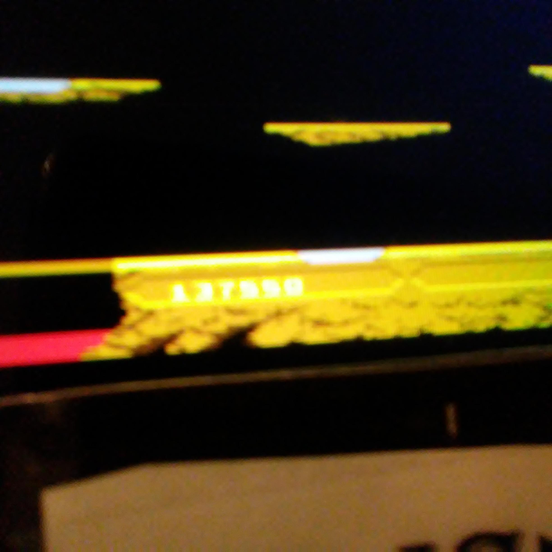 Pjsteele: Joust: Beginner (Atari 7800 Emulated) 137,550 points on 2018-06-17 17:49:00