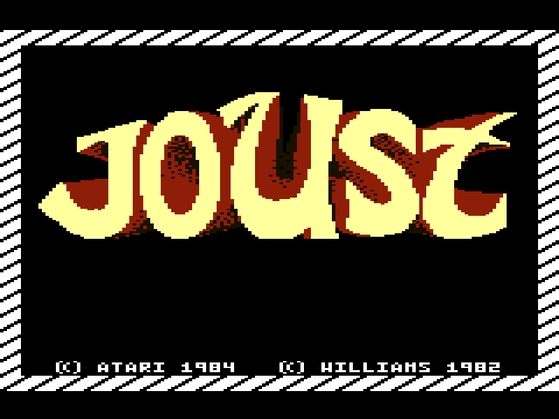 GAMES: Joust: Beginner (Atari 7800) 31,050 points on 2019-12-28 21:08:50