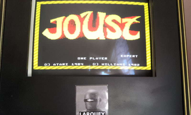 Larquey: Joust: Expert (Atari 7800 Emulated) 17,750 points on 2017-12-10 07:57:30