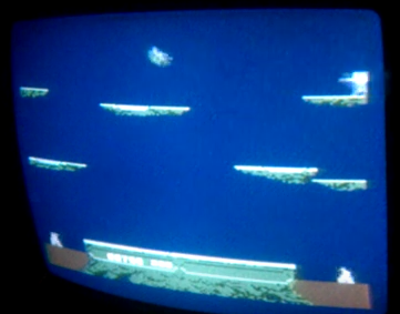 S.BAZ: Joust: Expert (Atari 7800) 100,000 points on 2019-08-01 18:56:03