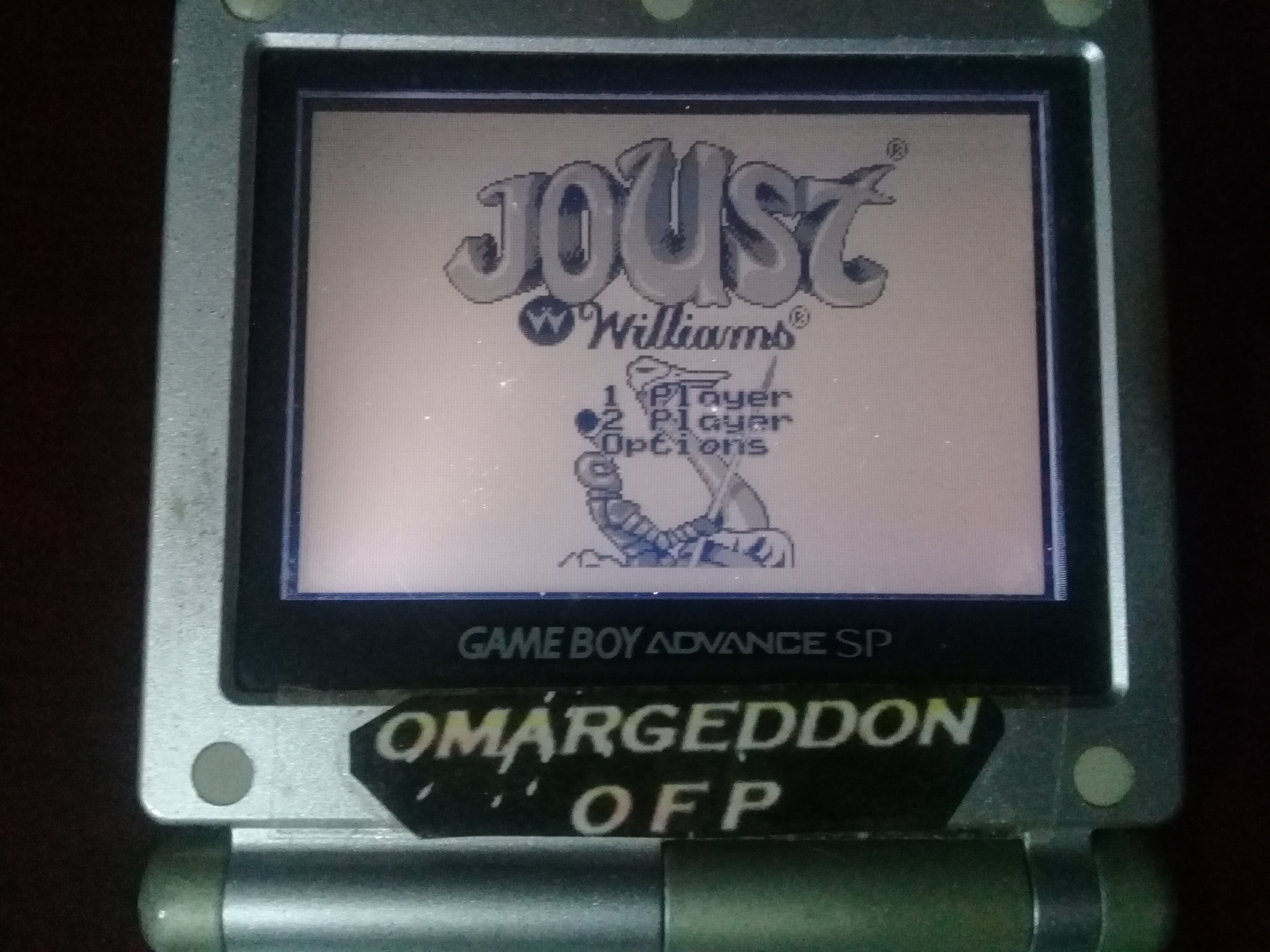 omargeddon: Joust (Game Boy) 49,750 points on 2020-04-04 11:21:22