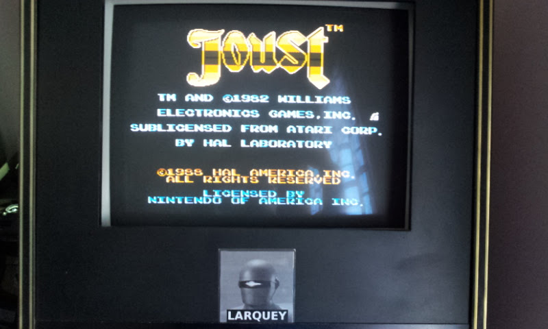 Larquey: Joust (NES/Famicom Emulated) 27,500 points on 2018-01-21 08:49:41