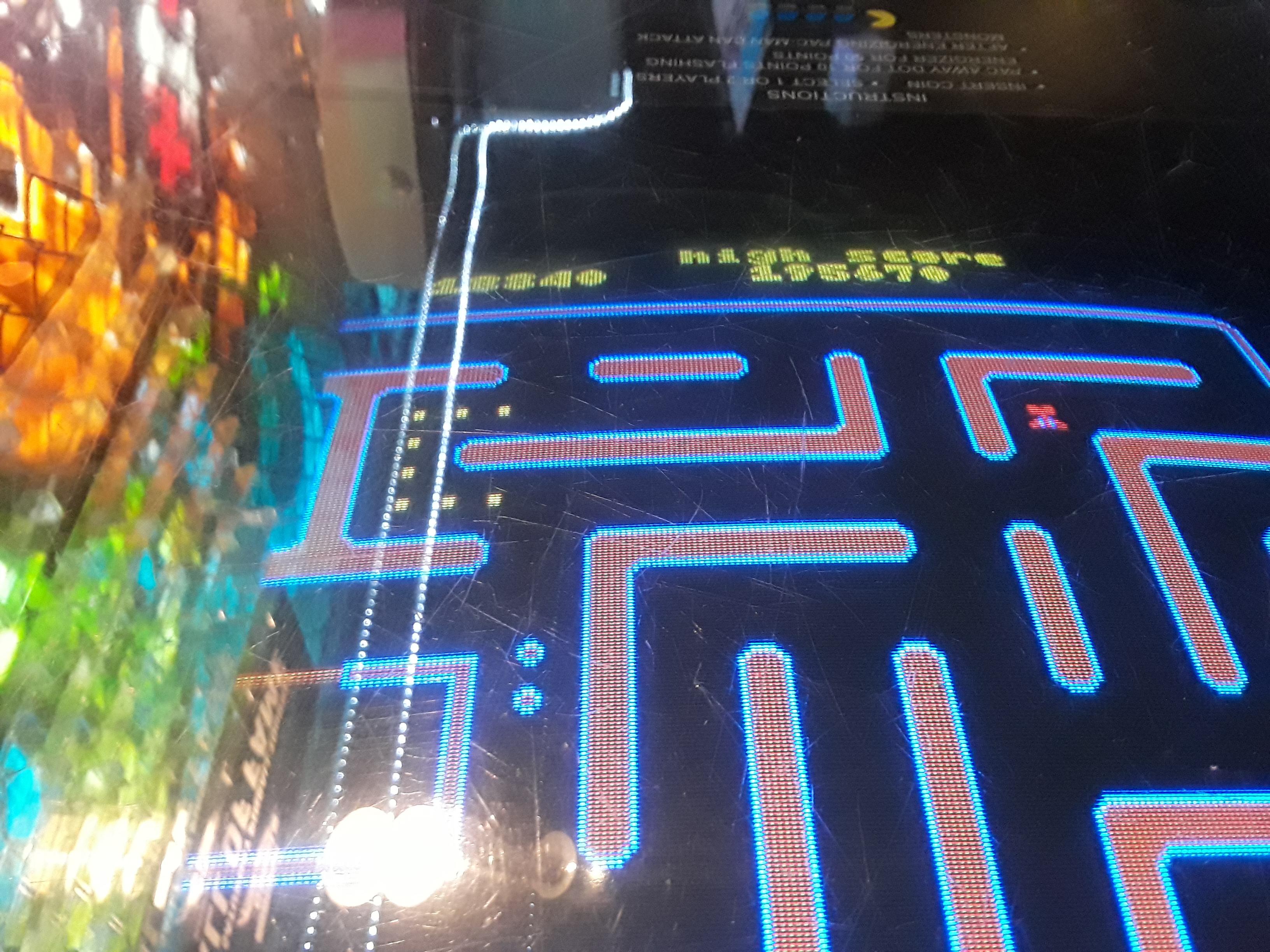 Jr. Pac-Man 18,840 points