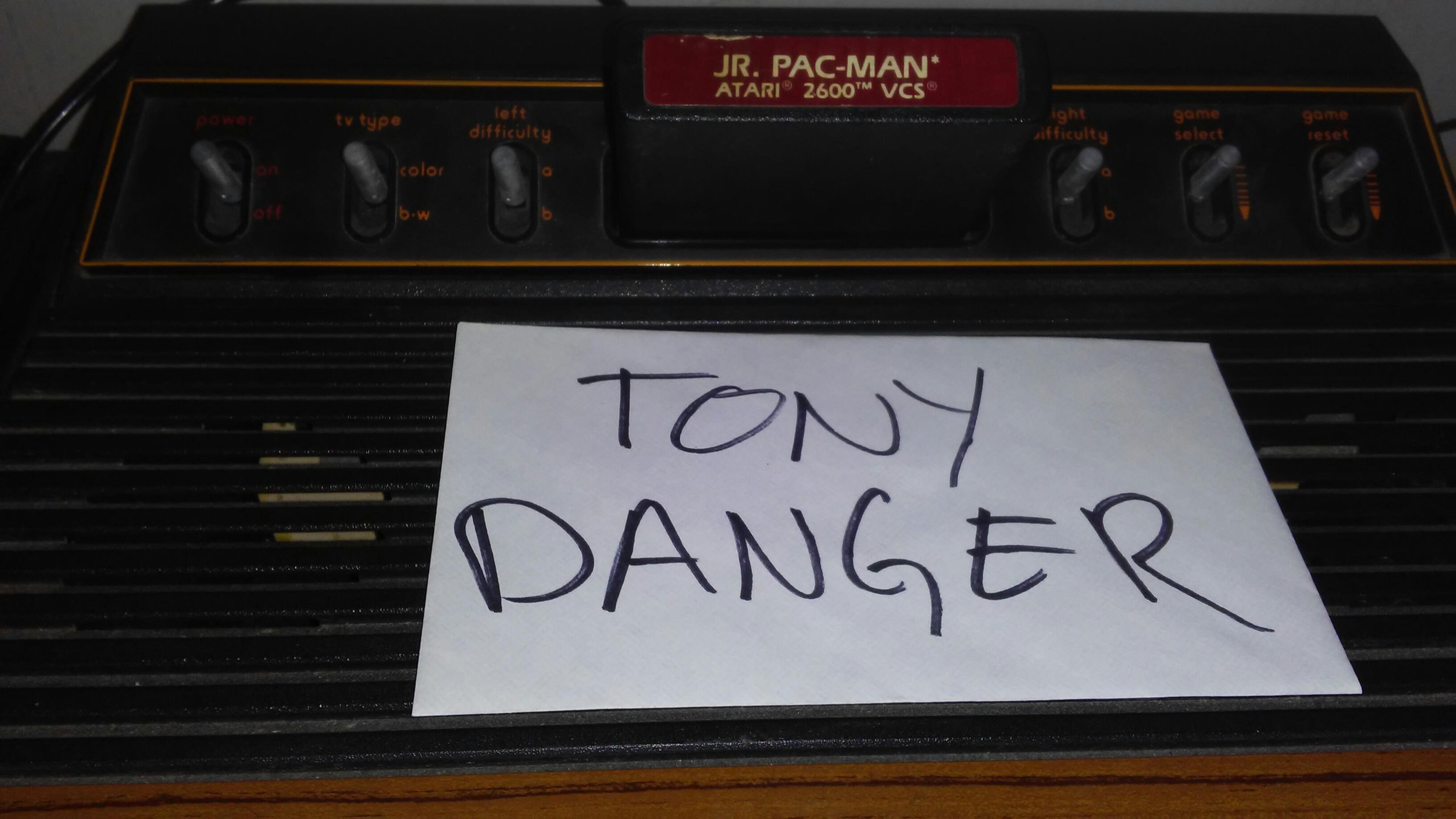 TonyDanger: Jr. Pac-Man (Atari 2600) 26,690 points on 2017-01-04 16:07:37