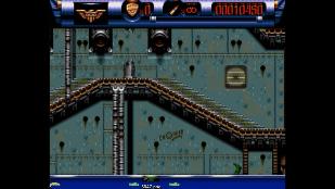 S.BAZ: Judge Dredd (Sega Genesis / MegaDrive Emulated) 10,450 points on 2020-03-24 03:57:15