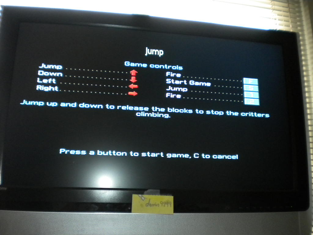 Jump [Zigurat Software] 12,100 points