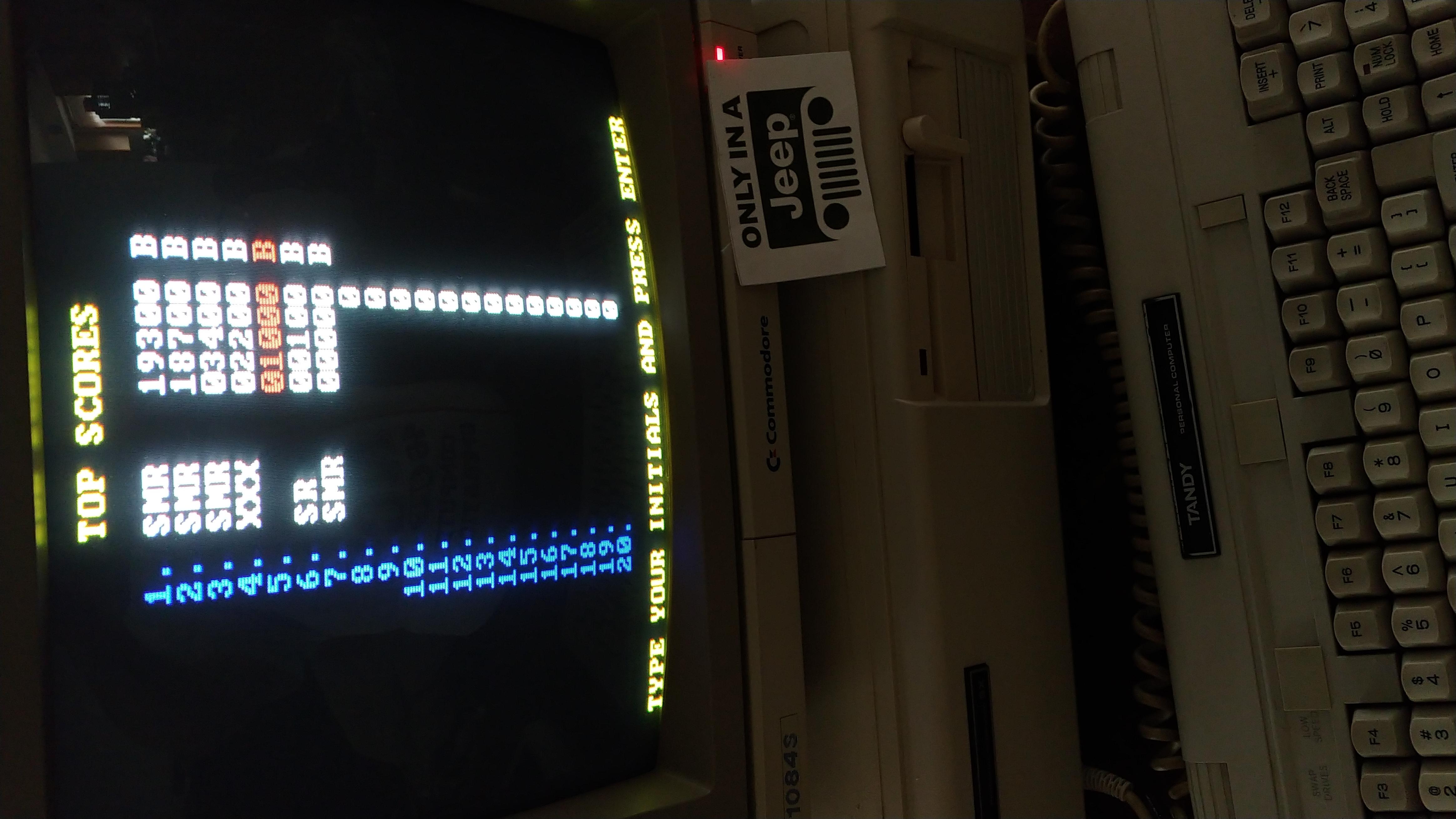 Jumpman: Beginner 19,300 points