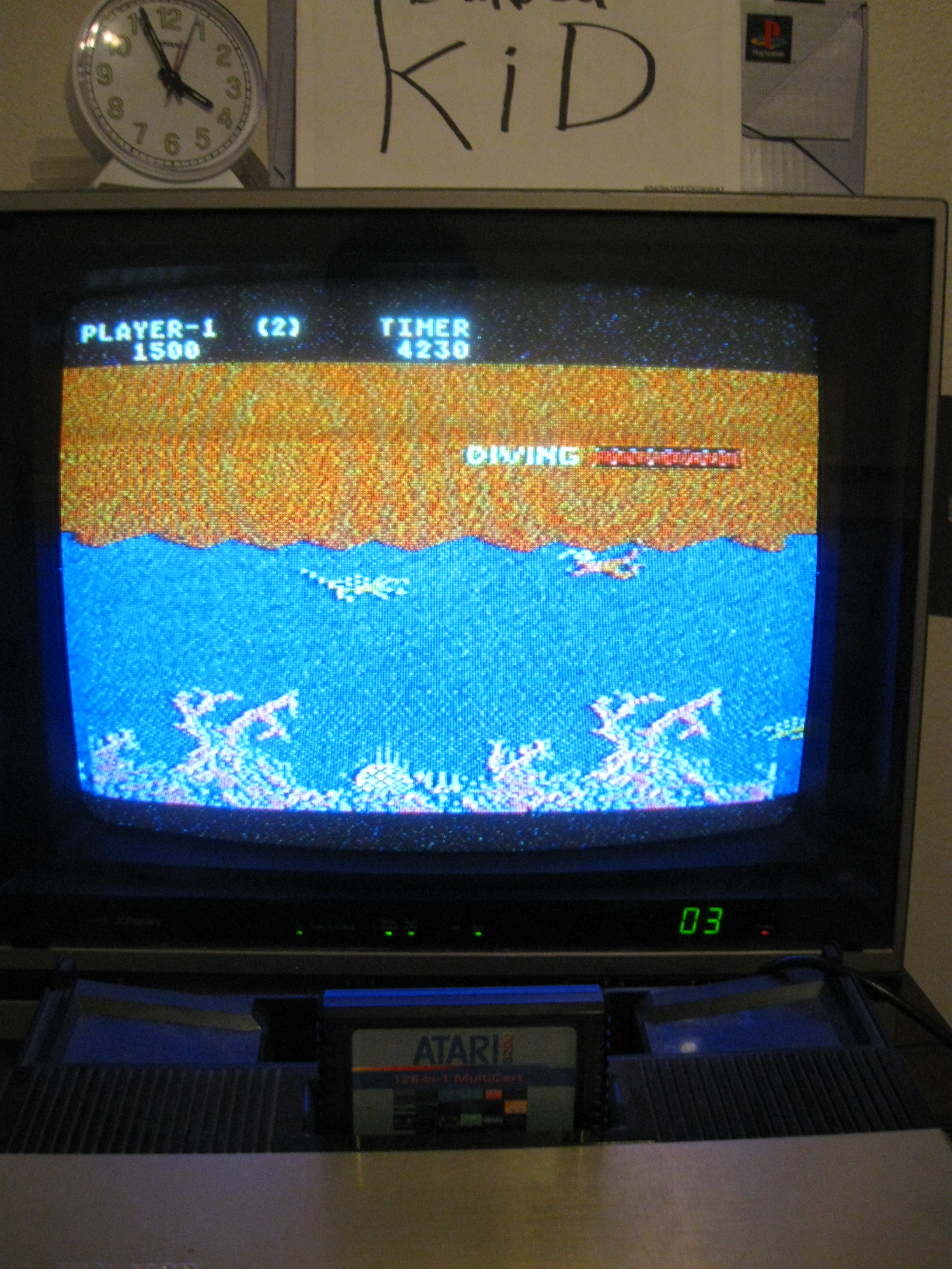 DakotaKid: Jungle Hunt: Advanced (Atari 5200) 3,750 points on 2016-04-21 17:03:22