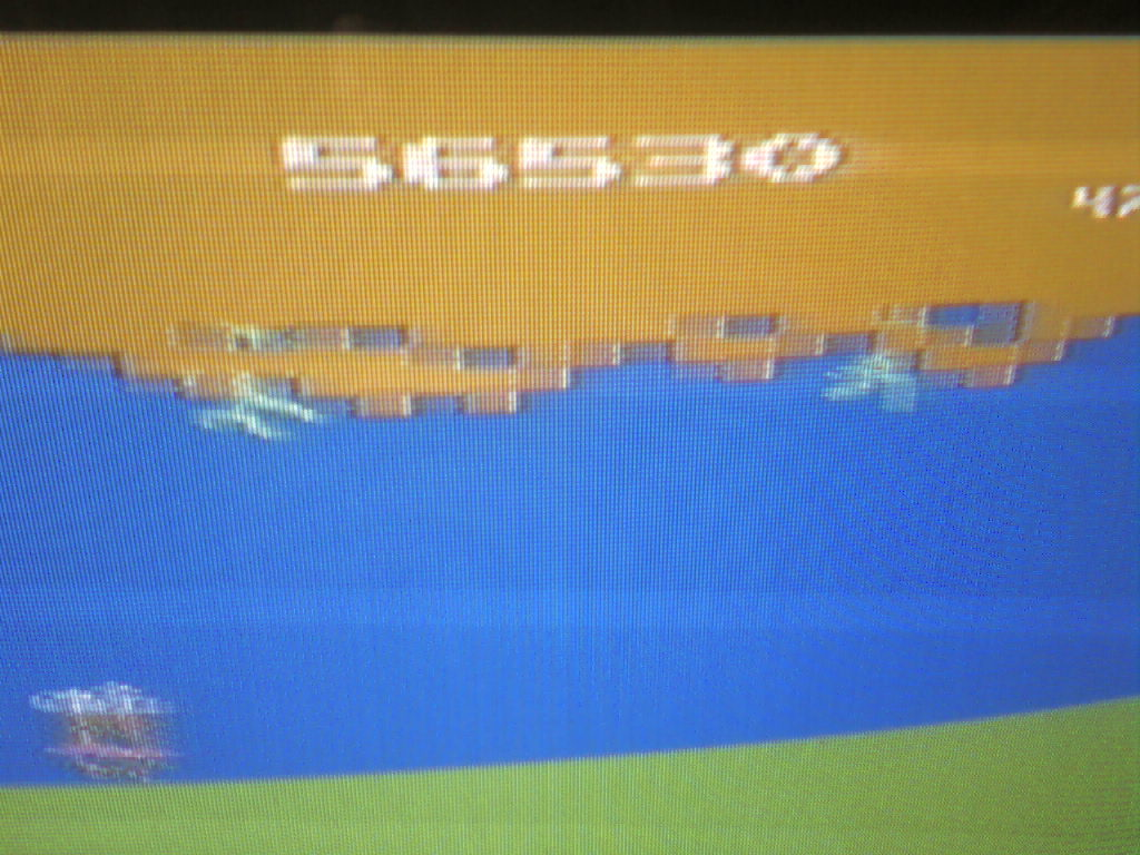 MrVCS: Jungle Hunt (Atari 2600) 56,530 points on 2015-09-13 14:09:33
