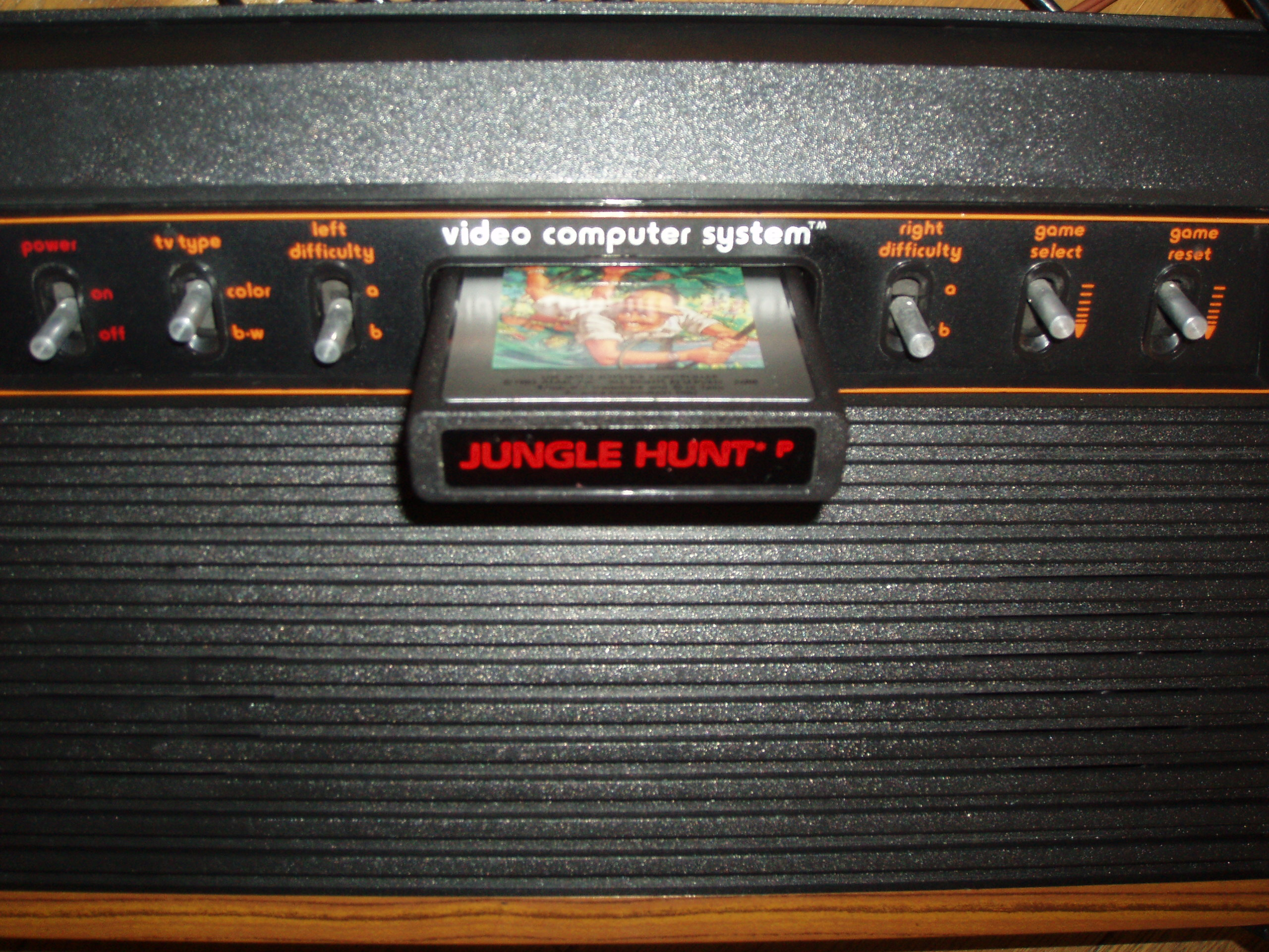 atari2600forever: Jungle Hunt (Atari 2600) 18,350 points on 2018-03-06 03:24:14