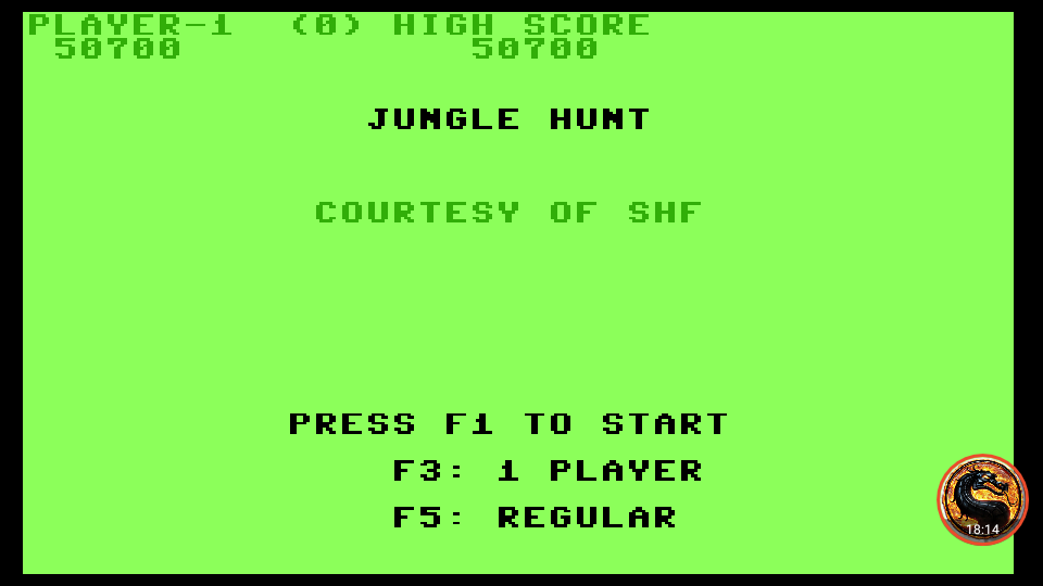 omargeddon: Jungle Hunt (Commodore 64 Emulated) 50,700 points on 2019-09-09 17:00:58