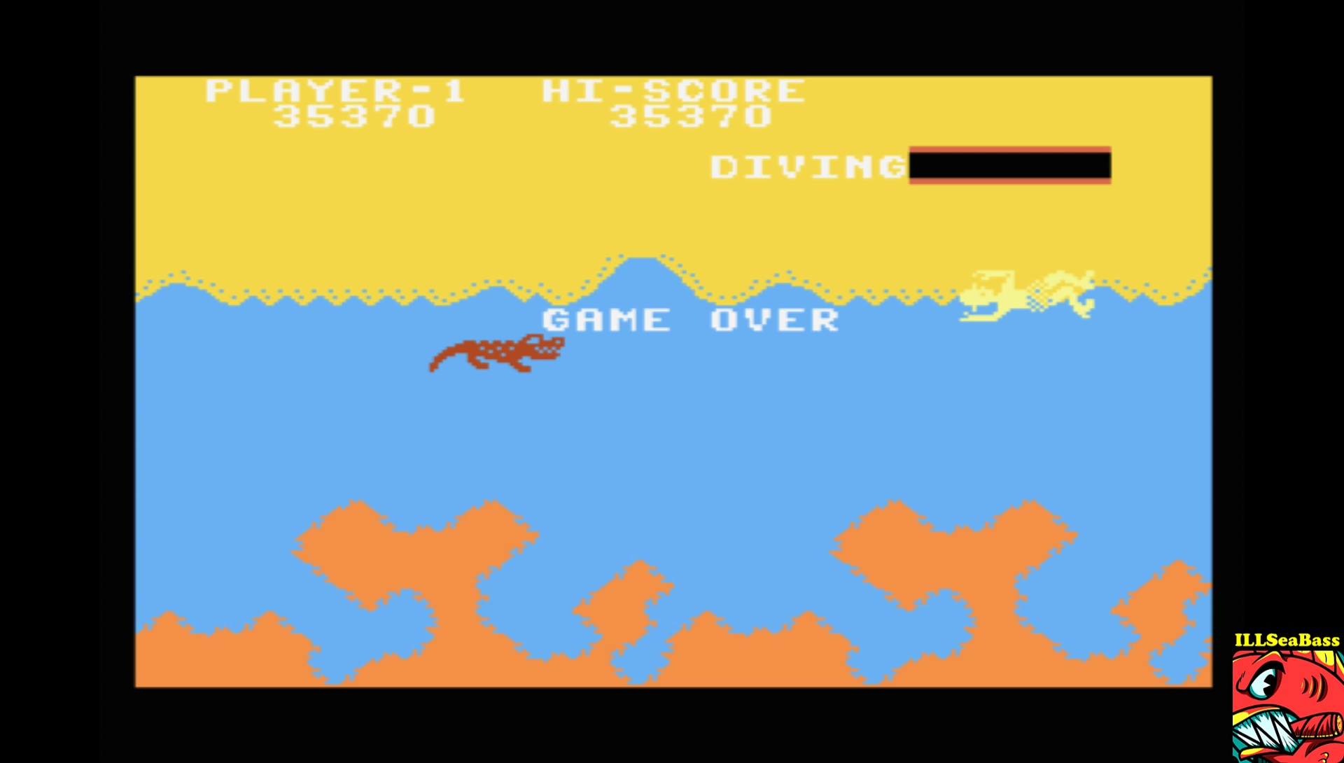 ILLSeaBass: Jungle Hunt [Easy] (MSX Emulated) 35,370 points on 2017-08-26 15:12:39