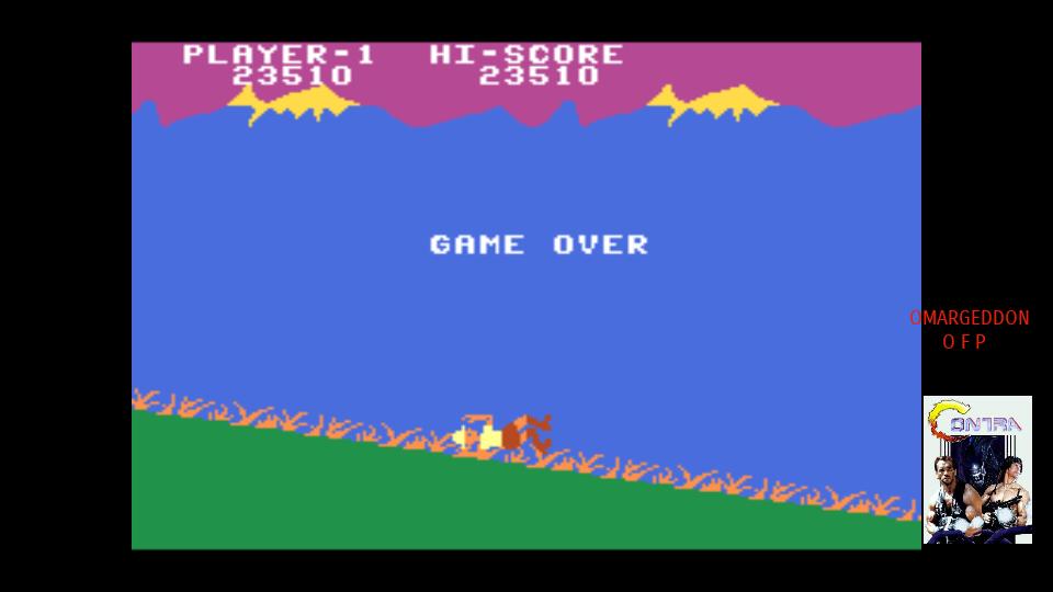 omargeddon: Jungle Hunt [Easy] (MSX Emulated) 23,510 points on 2017-09-01 16:33:41