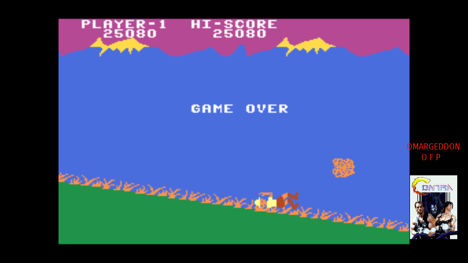 omargeddon: Jungle Hunt [Easy] (MSX Emulated) 25,080 points on 2017-10-14 20:17:14