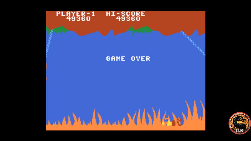 omargeddon: Jungle Hunt [Easy] (MSX Emulated) 49,360 points on 2019-02-05 21:20:15