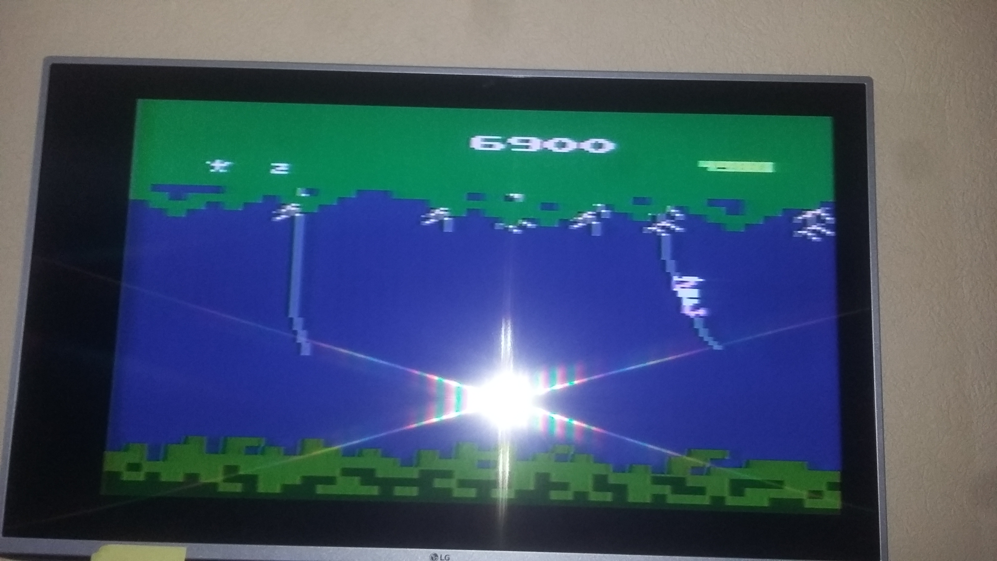 omargeddon: Jungle Hunt: Game 2 (Atari 2600) 6,900 points on 2016-10-29 15:28:47