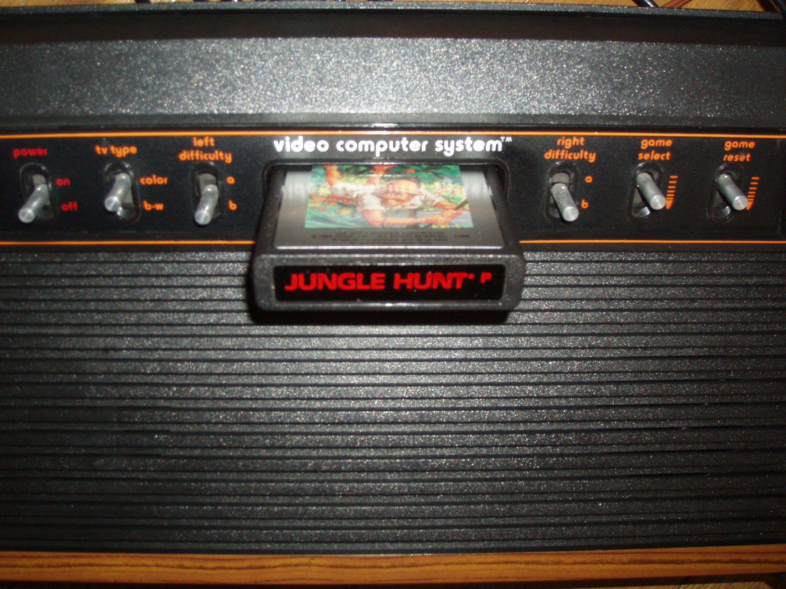 atari2600forever: Jungle Hunt: Game 2 (Atari 2600) 20,420 points on 2019-03-15 07:00:05