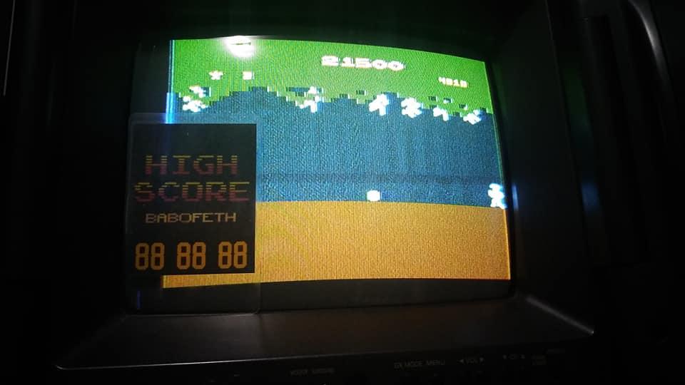 BabofetH: Jungle Hunt: Game 2 (Atari 2600) 21,500 points on 2020-07-29 05:11:25